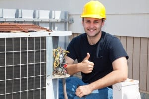 HVAC Cleaning services & repair man